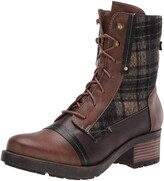 L'Artiste By Spring Step LArtiste by Spring Step Women's EGUINE Combat Boot