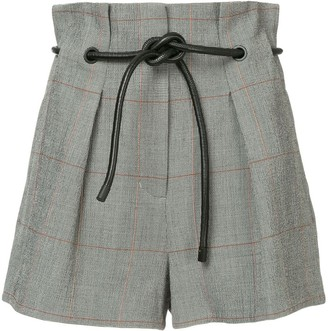 3.1 Phillip Lim Pleated Belted Short