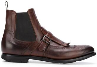 Church's Shanghai 6 leather boots