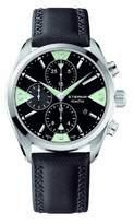 Eterna Men's 1240.41.43.1184 Kontiki Stainless steel Chronograph Watch