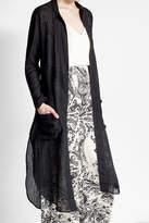 The Kooples Cotton-Linen Cardigan