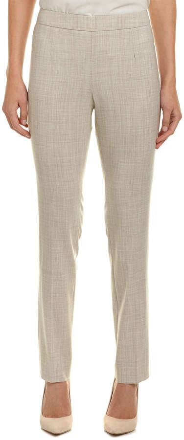 Carolina Herrera Wool-Blend Skinny Pant
