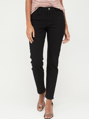 Very The Cigarette Slim Jeans - Black