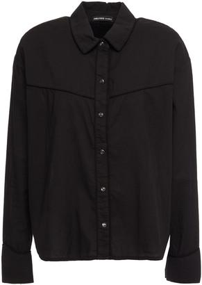 James Perse Cotton-poplin Shirt