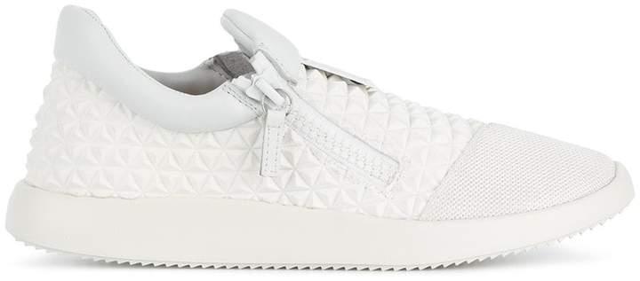 Giuseppe Zanotti Design Runner Manhattan sneakers
