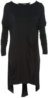 Kimberly Ovitz Black Viscose Dresses