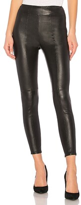 LPA Leather Legging 613