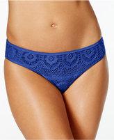 Kenneth Cole Reaction Crochet Hipster Bikini Bottoms
