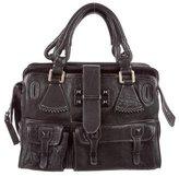 Chloé Studded Handle Bag