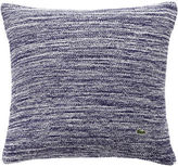 Lacoste Chunky Space Dyed Pillow