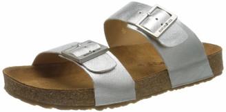 Haflinger Unisex Adults Bio Andrea T-Bar Sandals