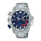 Casio Mens Silver Tone Bracelet Watch-Efr558d