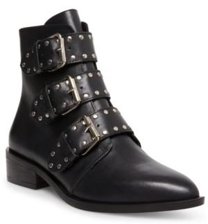 STEVEN NEW YORK Women's Hazan Studded Booties