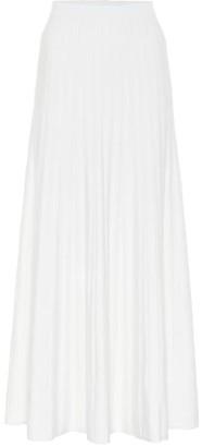 Gabriela Hearst Apollo wool-blend maxi skirt