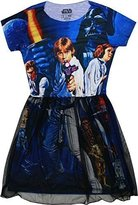 Mighty Fine Star Wars Classic Saber Women's Dress