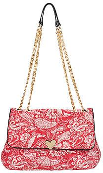 Lollipops CHRISTINA women's Shoulder Bag in Red