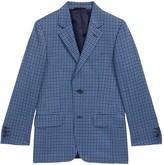 Jb Jr Plaid Sports Coat