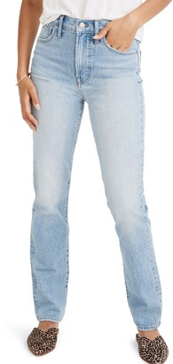 Madewell The Perfect Vintage Full Length Jeans