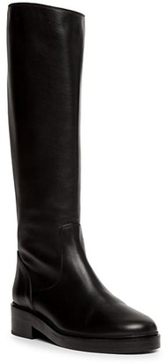 STAUD Claud Tall Leather Boots