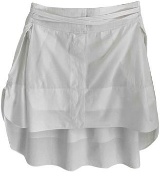 Edun White Cotton Skirts