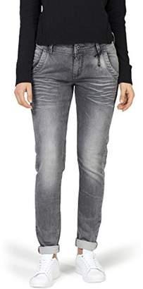 Timezone Women's Regular Romy Jogg Slim Jeans, (Light Grey Wash 2085), 29W x 30L