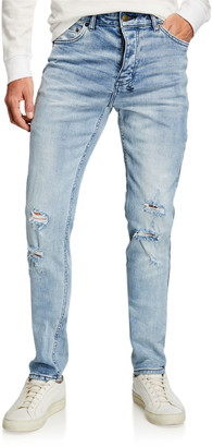 Ksubi Men's Chitch Philly Distressed Jeans