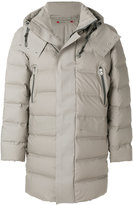 Peuterey hooded padded jacket