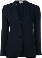 Boglioli patch pockets blazer - women - Cotton/Cupro - 40