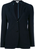 Boglioli patch pockets blazer - women - Cotton/Cupro - 42