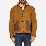 Ymc Braintree Jacket Tan