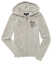 Aeropostale Womens Aero Eighty Seven Full-Zip Hoodie