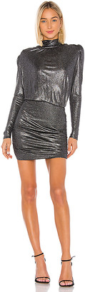 Generation Love Lolita Foil Mini Dress