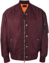 Diesel Black Gold zip up bomber jacket