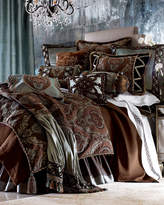 Dian Austin Couture Home Each Brompton Court Passementerie Velvet European Sham