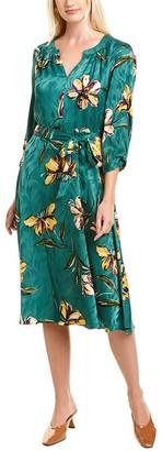 Donna Morgan Blouson Dress