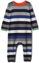 Gap Crazy stripe sweater one-piece