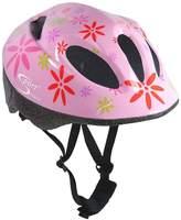 Sport Direct Pink Flower Children's Helmet 48-52cm