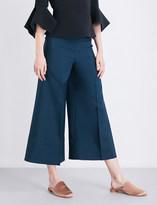 Roksanda Hasani wide-leg wool