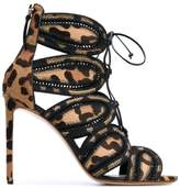 Francesco Russo ankle length sandals