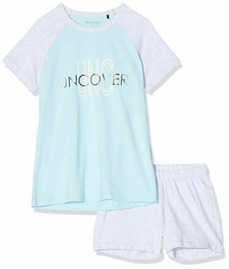 Schiesser Girl's Madchen Anzug Kurz Pyjama Set