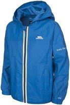 Trespass Childrens Unisex Maris Zip Up Hooded Waterproof Jacket