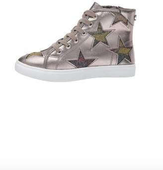 Steve Madden Star Cut-Out Sneaker