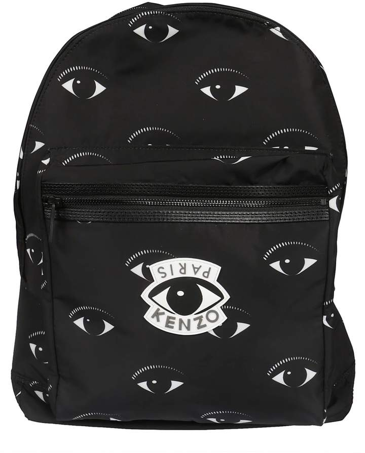 Kenzo Eyes Backpack