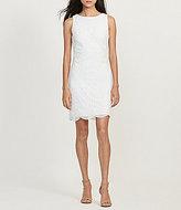 Lauren Ralph Lauren Scalloped Lace Sheath Dress