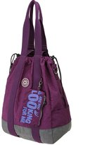 Bestqueen Lightweight Travel Shouler Bag Large Mommy Handbag Women Backpack with a Zipper Wallet