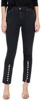 Paige Women's Transcend Vintage - Julia High Waist Straight Leg Jeans