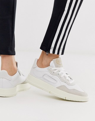 adidas SC Premiere trainer in white