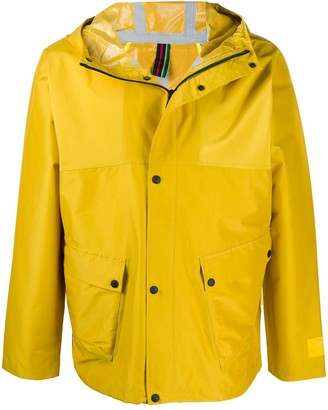 Paul Smith Recycled Polyester Rain Jacket