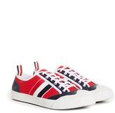 Thom Browne Brogued Low Top Sneaker