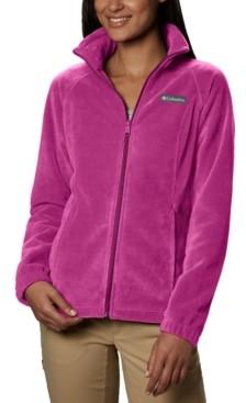 Columbia Women's Benton Springs Fleece Jacket